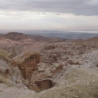 Иордания. Марсианские  пейзажи. :: юрий
