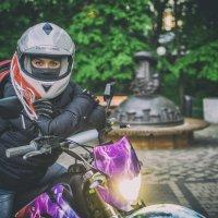 Moto Lady :: Роман Шершнев
