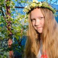 красавица из села :: Света Кондрашова