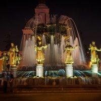 ВДНХ фонтан :: Игорь Капуста