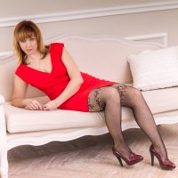 Lady in Red :: Галина Шляховая