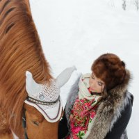 Охотница :: Анна Кондратенко