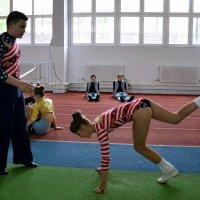 Рок-н-ролл. Тренировка. :: Владимир Болдырев