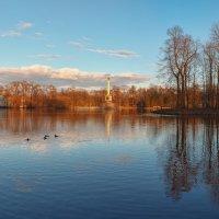 Вечер в Екатерининском Парке :: Александр Кислицын