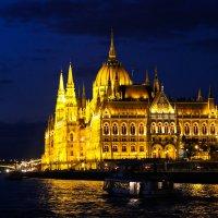 Венгрия. Будапешт. :: Alesia Avsievich
