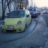 Замёрз! :: Александр Павленко