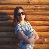 на закате :: Yana Odintsova