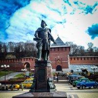 Памятник Петру I :: Дмитрий Перов