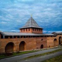 Зачатская башня (реконструкция) :: Дмитрий Перов