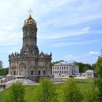 Церковь Знамения Пресвятой Богородицы (Подольской р-н .,Московская обл) :: Vorona.L
