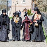 процессия :: Константин Нестеров