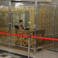 Мечеть Кул-Шариф. Татарстанский хафиз (чтец) Корана :: Елена Павлова (Смолова)