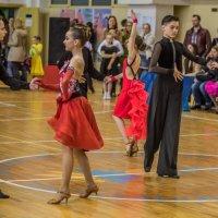 танцы, танцы)) :: Виктор Николаев