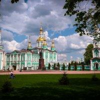 Спасо-Преображенский кафедральный собор Тамбова. :: Александр Селезнев