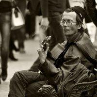 Street portrait :: john dow
