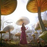 Алиса в Стране чудес :: Viktoria Lashuk