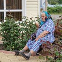 Маленькие радости российских пенсионеров :: Андрей Майоров
