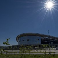 Стадион Казань-арена :: Юрий Митенёв