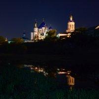 Боголюбский монастырь Рождества Богородицы :: Елена Решетникова
