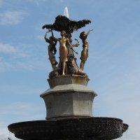 волшебный фонтан :: Марина Филатова