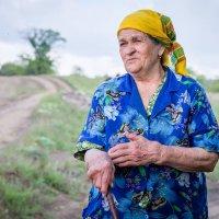 Она не жалуется, лишь ждет с надеждой. :: nataliya korchma