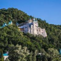 Николаевский храм на меловой горе :: Виталий Волков