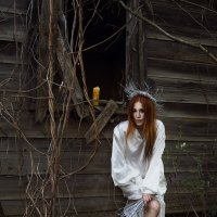 Лесной дух :: Olga