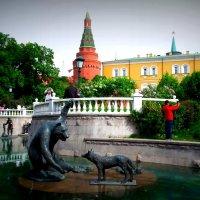 Москва в мае. :: Лара ***