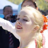 Девочка и танец! :: Андрей Смирнов