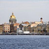 Волшебная панорама Санкт-Петербурга :: Виктор М