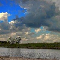 Такова природа облаков... :: Лесо-Вед (Баранов)