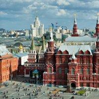 Москва. :: Михаил Трофимов