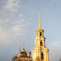 Рязанский Кремль :: Алёна Алексаткина