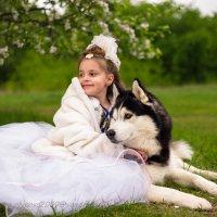 Под защитой самого доброго волка) :: Ольга Осипова