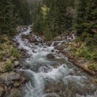 Слияние рек Бадук и Хаджибей :: Vadim77755 Коркин