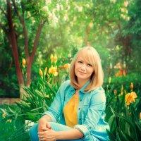 В весеннем парке :: Плотникова Юлия
