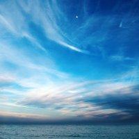 Небо над Черным морем :: Виктория Бондаренко