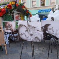 для любителей кошек :: Галина R...