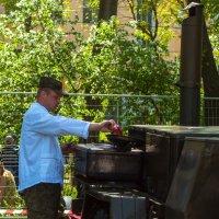 Полевая кухня в День Победы :: Albina