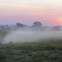 Утренний туман :: Сергей Михайлович