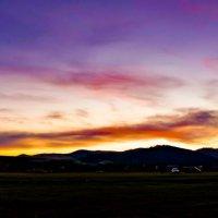 Панорама заката :: Сергей Алексеев