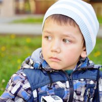 Мальчик в мае (4) :: Полина Потапова