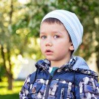 Мальчик в мае (1) :: Полина Потапова