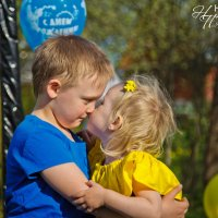 Люблю братишку! :: Надежда Подчупова