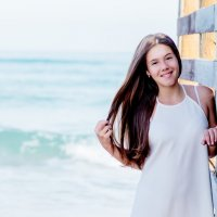 wonderful sea day with Liza :: MARA PHOTOGRAPHY