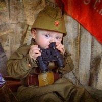 Маленький боец! :: Юлия Романенко