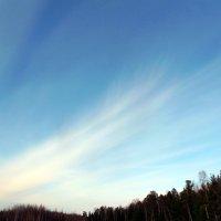 И облака как перышки :: Наталья Пендюк Пендюк