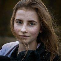 легкая улыбка :: Ольга Числова