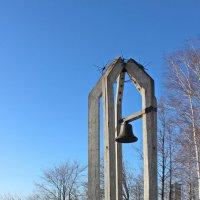 Памятник жертвам политических репрессий в Перми :: val-isaew2010 Валерий Исаев