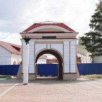 Тобольские ворота(1791-1794г) :: раиса Орловская